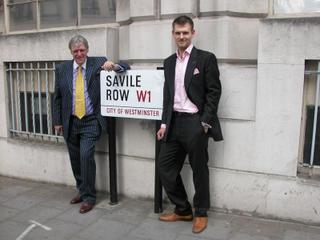 Savile Row trip 2007