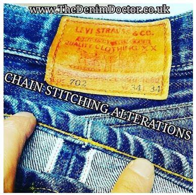 chain-stitching