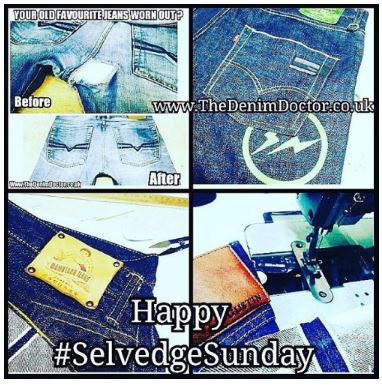 selvedge-sunday